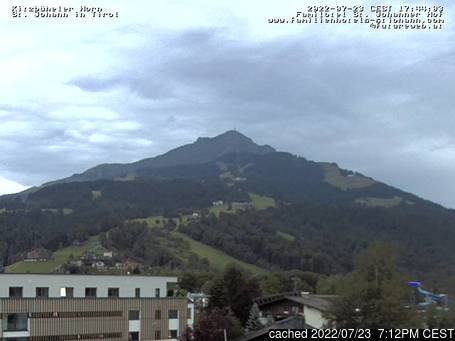 Webcam Live pour St Johann in Tirol