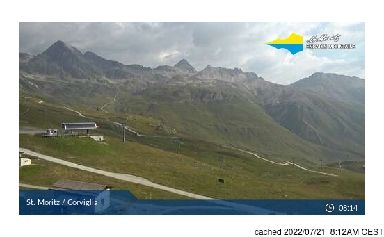 Webcam en vivo para St Moritz