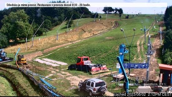 Stupava webcam at 2pm yesterday