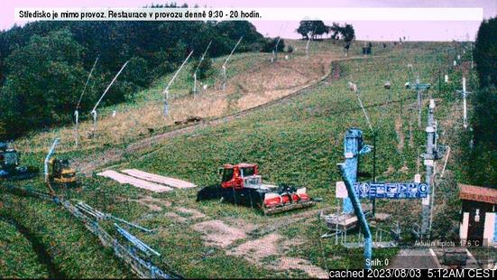 Live Snow webcam for Stupava