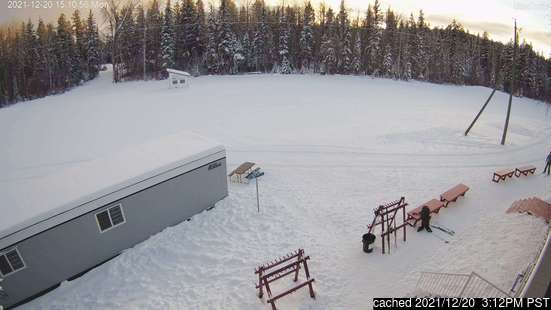 Webcam en vivo para Telemark Nordic Club