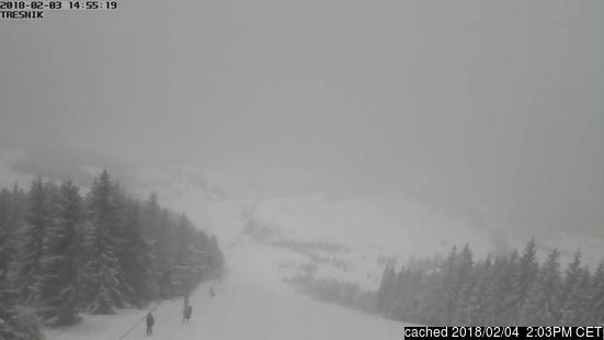 Telgárt webcam at lunchtime today