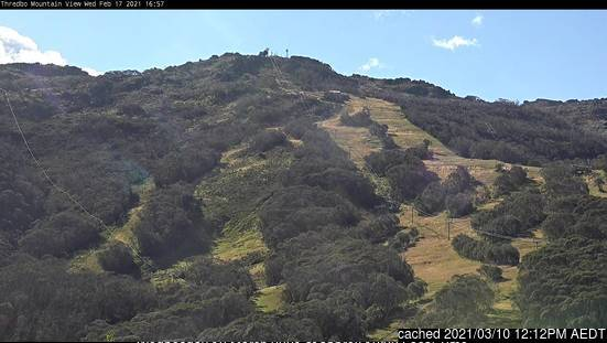 Webcam de Thredbo à 14h hier