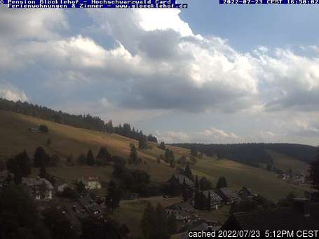 Live Snow webcam for Todtnauberg