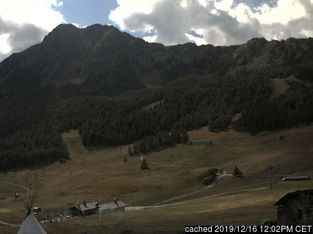Torgnon webcam at lunchtime today