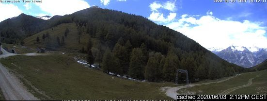 Unterbäch webcam at 2pm yesterday