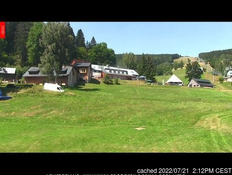 Webcam de Velká Úpa à 14h hier