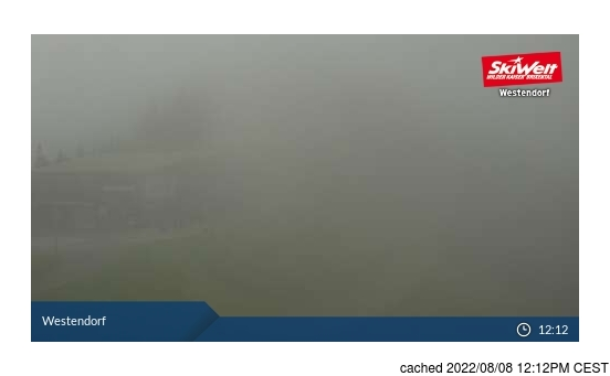 Live Snow webcam for Westendorf