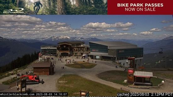 Webcam de Whistler à 14h hier