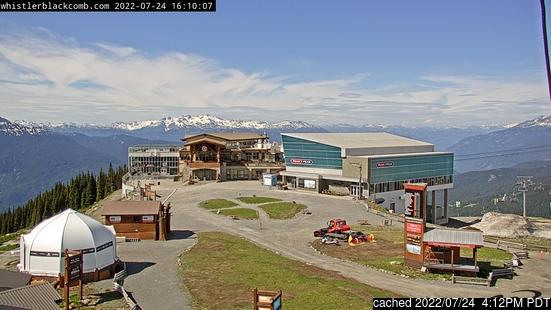 Webcam en vivo para Whistler