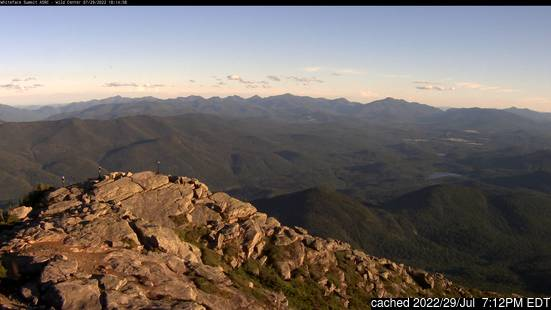 Live Webcam für Whiteface Mountain (Lake Placid)
