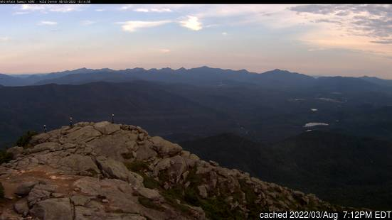 Webcam en vivo para Whiteface Mountain (Lake Placid)