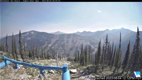 Whitewater için canlı kar webcam
