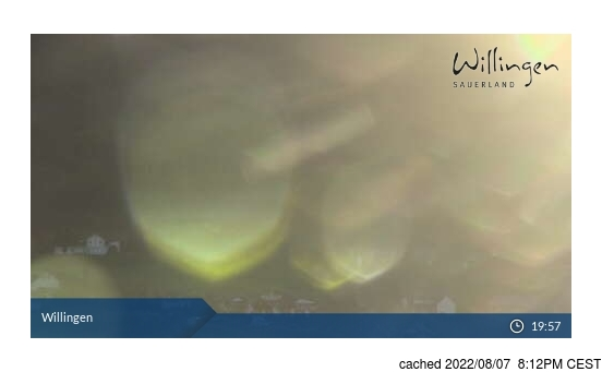 Live Snow webcam for Willingen-Upland