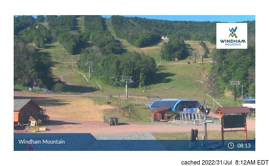 Windham Mountain için canlı kar webcam