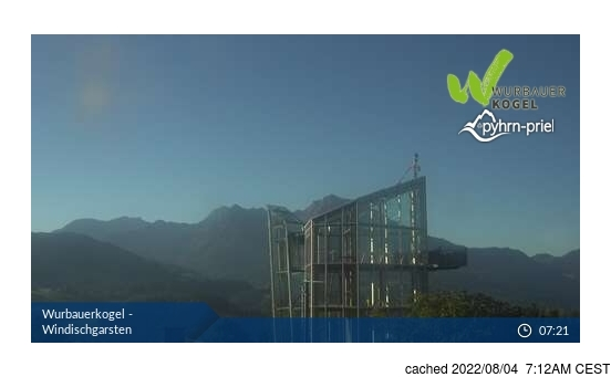 Live Snow webcam for Windischgarsten und Umgebung