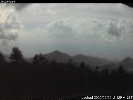 Webcam de Shiga Kogen-Yokoteyama à midi aujourd'hui