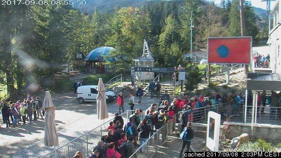 Webcam de Zakopane à 14h hier