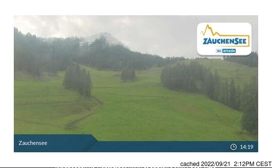 Webcam de Zauchensee à midi aujourd'hui