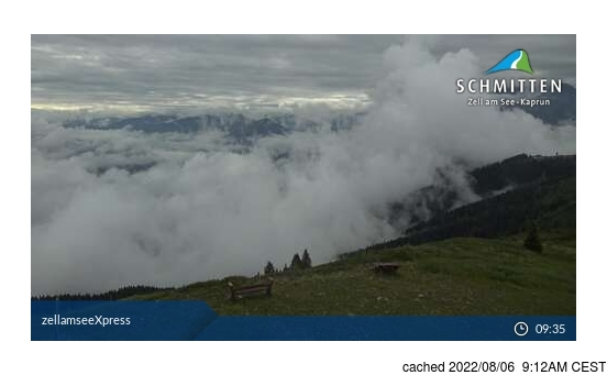 Webcam Live pour Zell am See