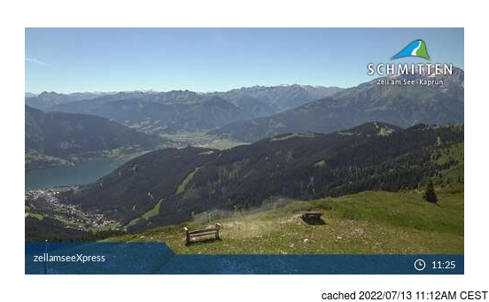 Zell am See webcam - Zell am See webcam, Salzburg, Zell am See