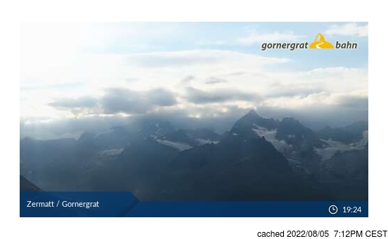 Live webcam per Zermatt se disponibile
